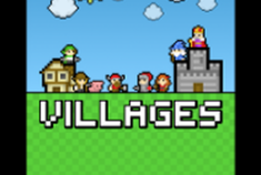 Villages: a Construct and Conquer Card Game: