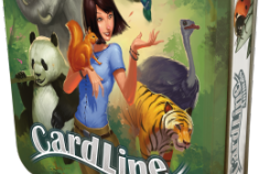 Cardline animaux (boîte métal):