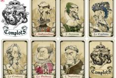 Complots : illustrations des cartes