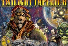 Twilight Imperium - Second Edition