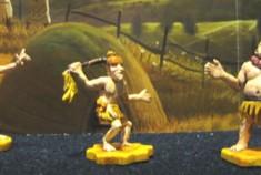 Les Géants de l'île de Pâques: