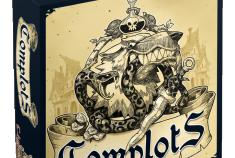 Complots :boîte du jeu