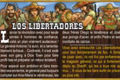 Desperados of Dice Town: Los Libertadores