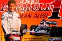 Le Jeu de la Formule 1 avec Jean Alesi
