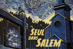 Escape Quest N°3 - Seul dans Salem