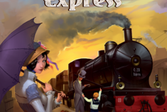 Continental Express: cover