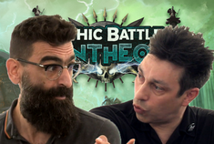 Mythic Battles: Pantheon , de la vidéo en plus !