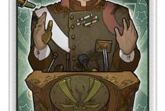 Koryŏ: card sénateur