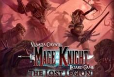 Mage Knight Board Game: The Lost Legion