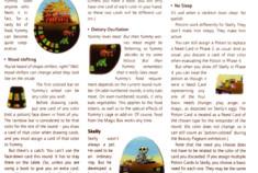Dungeon Petz : Bonus Kuschelmonster