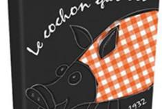 Le Cochon qui rit version collector 80 ans