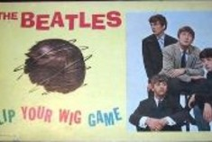 The Beatles Flig Your Wig Game
