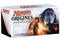 Magic The Gathering Origines Kit de construction de deck