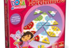 My first Triominos - Dora l'exploratrice