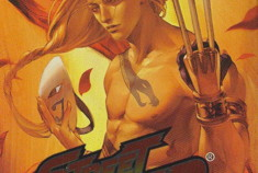 Universal Fighting System - Street Fighter CCG - World Warriors