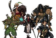 Rum & Bones Second Tide : League of Extraordinary Pirates - Hero Pack