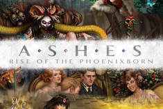 Ashes : Rise of the Phenixborn