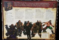 Rum & Bones Second Tide : Mercenaries - Promo pack #4