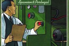 Funkenschlag : Brasilien - Spanien & Portugal
