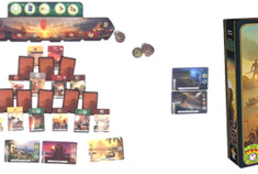 7 Wonders Duel , de la vidéo en plus !