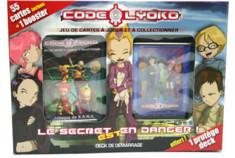 Code Lyoko JCC - Attaque de Xana