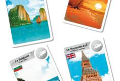 Cardline globetrotter : cartes