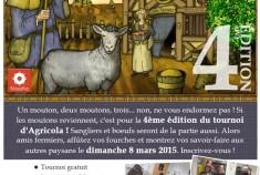 4ème tournoi d'Agricola aux Sables d'Olonne [85]