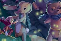 Histoire de Peluches : Des doux dés aux doudous