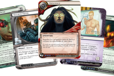 Android Netrunner : cartes