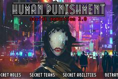 Human Punishment : social deduction 2.0
