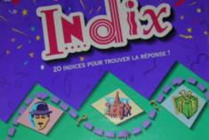 Indix (2ème édition)