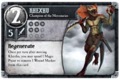 Summoner Wars : Khexhu