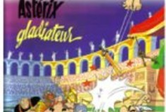 Jeu de dominos - Astérix gladiateur