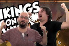 Vikings Gone Wild , de la vidéo en plus !