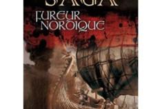 Fureur Nordique (extension Saga): couverture