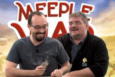 Meeple War , de la vidéo en plus !
