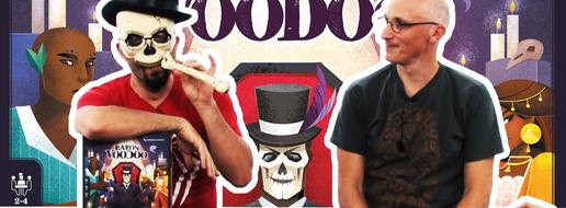 Baron Voodoo, de la partie !