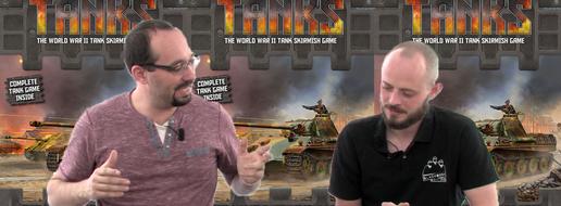 Tanks : Panther VS Sherman, de l'explication !