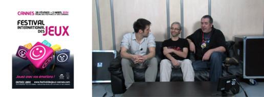 DJIB et Cyril BOUQUET, l'interview