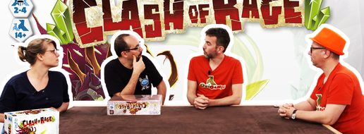 Clash of Rage : la grosse boîte, de le papotache !