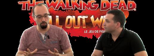 The Walking Dead, de le papotache !