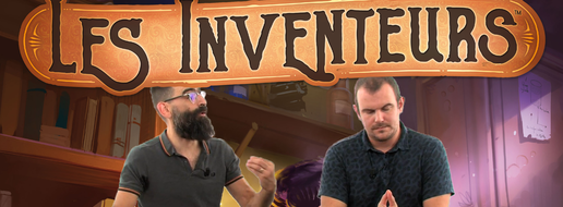 Les Inventeurs, de le papotache !