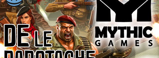 Mythic Games, de les news de début d'année !