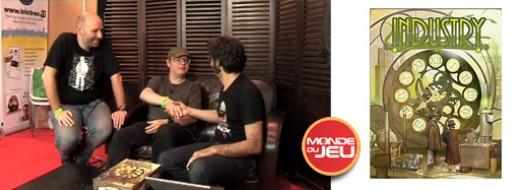 Michael Schacht, de l'interview...