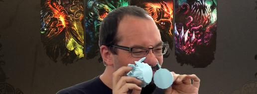 Cthulhu Wars : Onslaught 1, de la partie !
