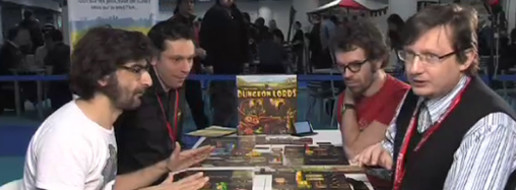Dungeon Lord, la rencontre...