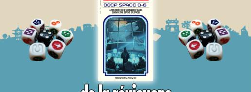 Deep Space D-6, de la réujouons !