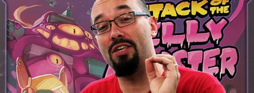Attack of the Jelly Monster, de l'explipartie !