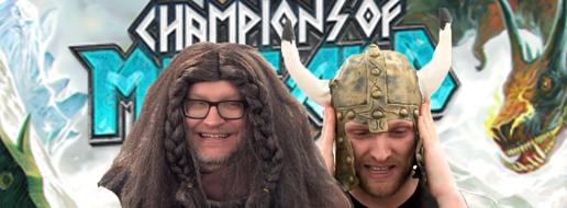Champions of Midgard, le comment ça marche ?