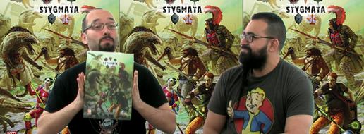 Stygmata : le JDR d'initiation, de le papotache !